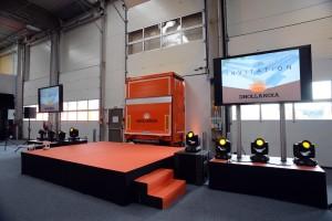 Organisation de l'inauguration des nouveaux locaux pour le groupe DHOLLANDIA