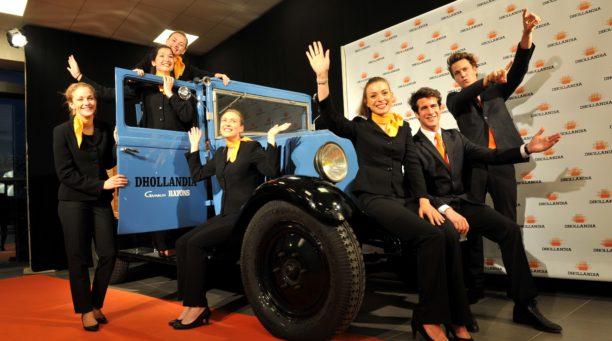 Inauguration siege social DHOLLANDIA par Events attitude