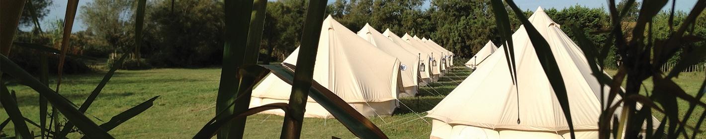 Incentive : Bivouac en Camargue