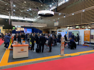 Salon Solutrans 2019 pour Dhollandia